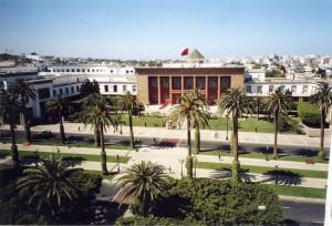 parlement du maroc